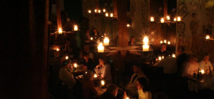 restaurant médiéval